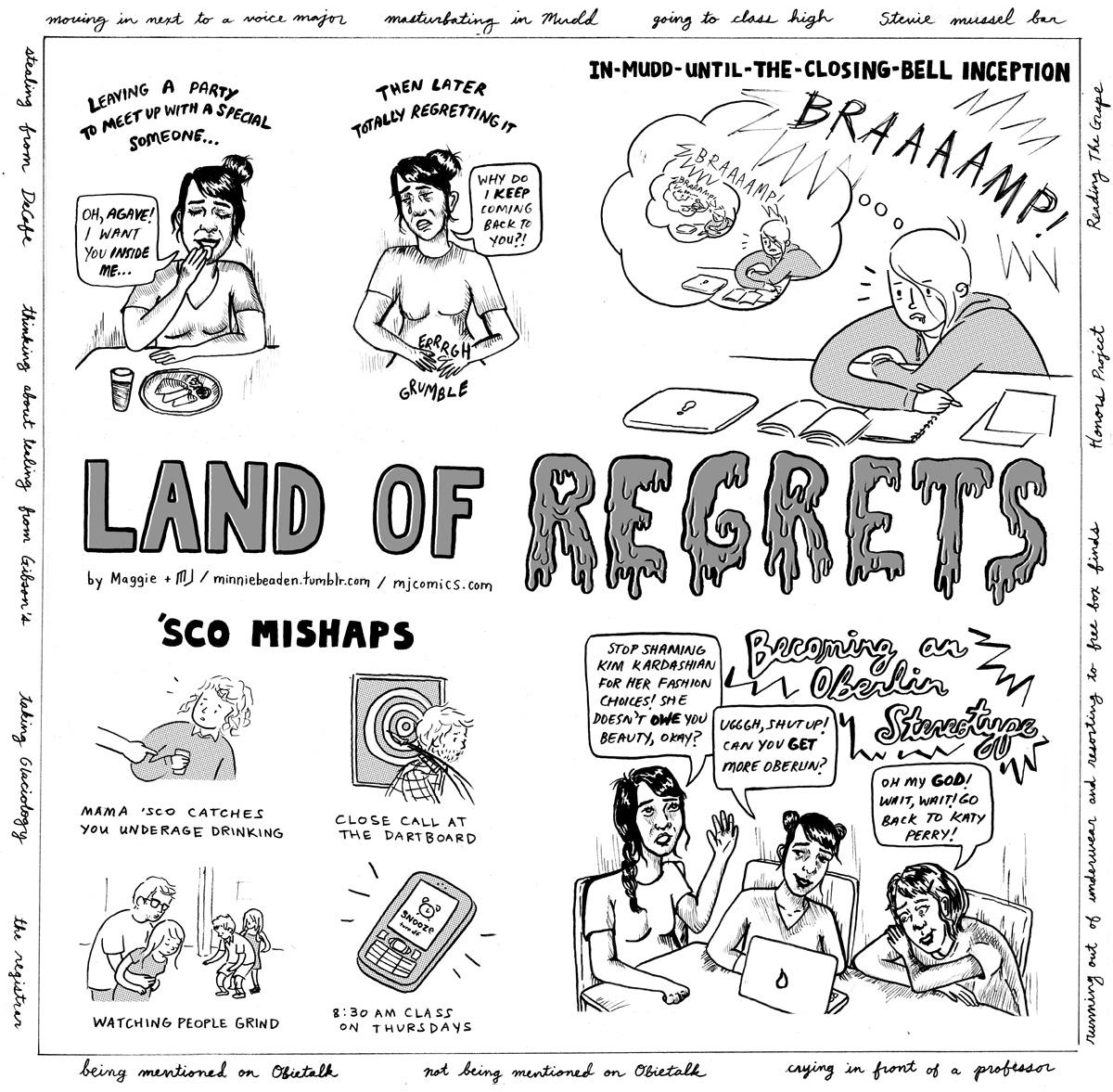 Land of Regrets