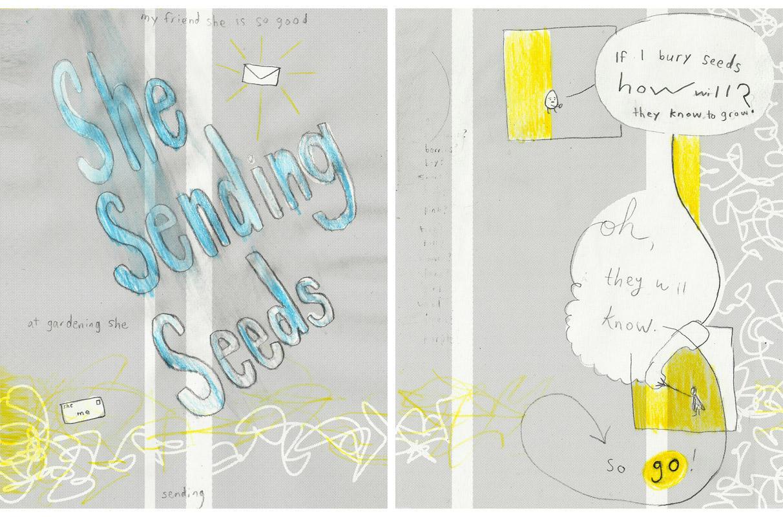 She Sending Seeds (1/3)